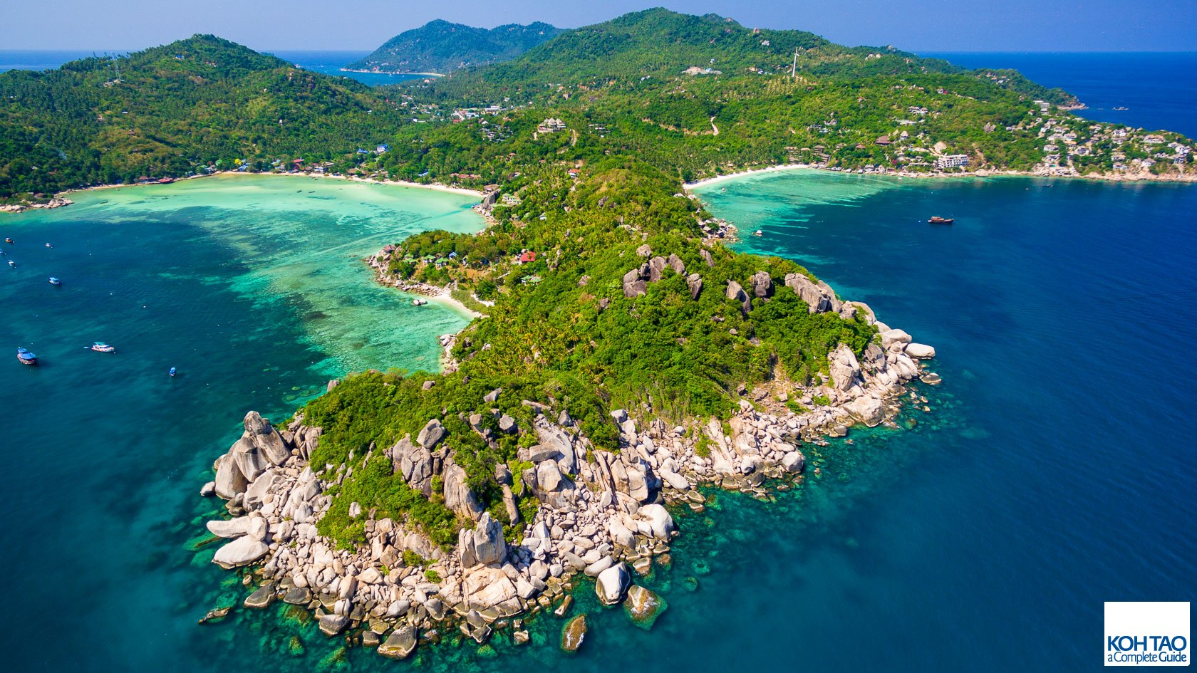 Koh Tao, Thailand – Tourist Destinations
