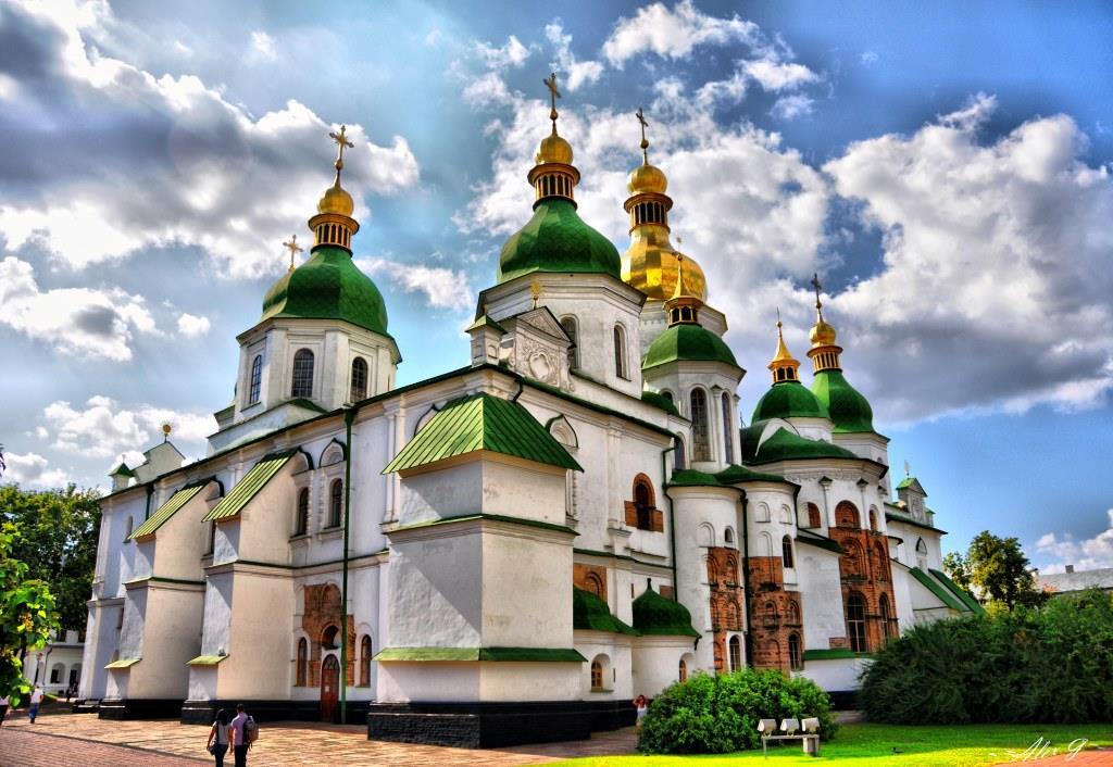 Ukraine-santa sofia