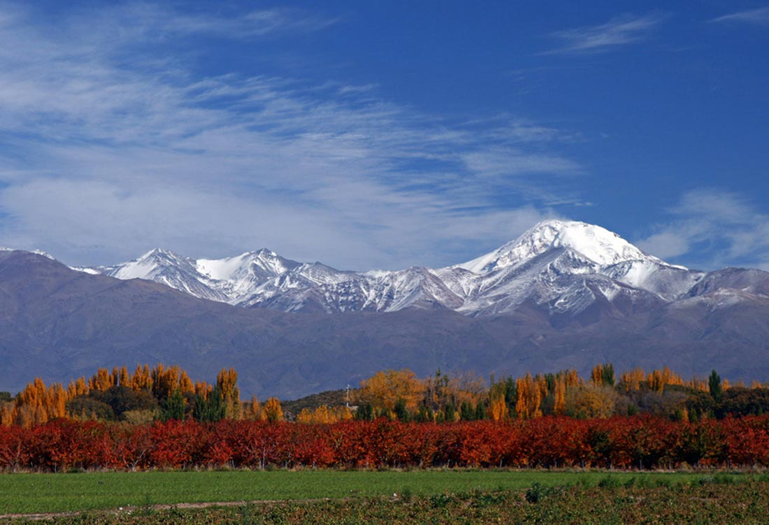 Mendoza Argentina Tourist Destinations