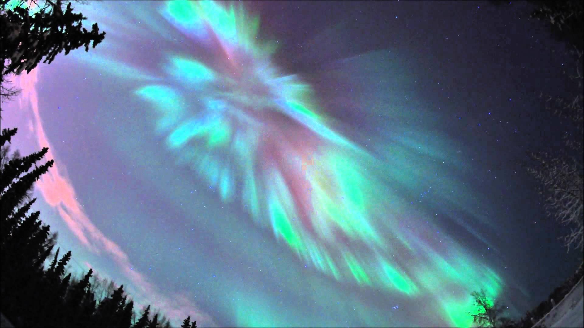 Alaska-aurora