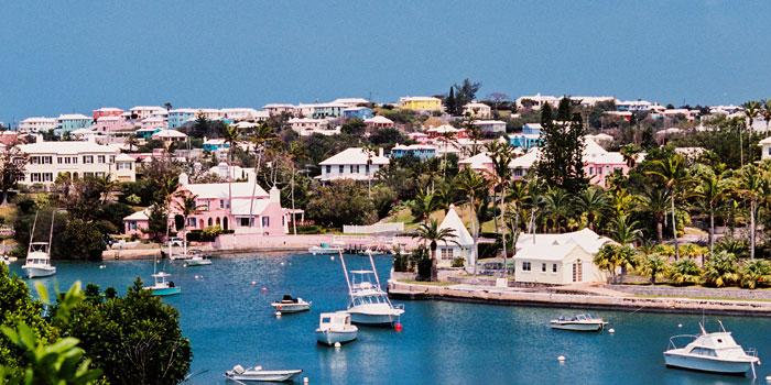 Bermuda Island-CityPortrait