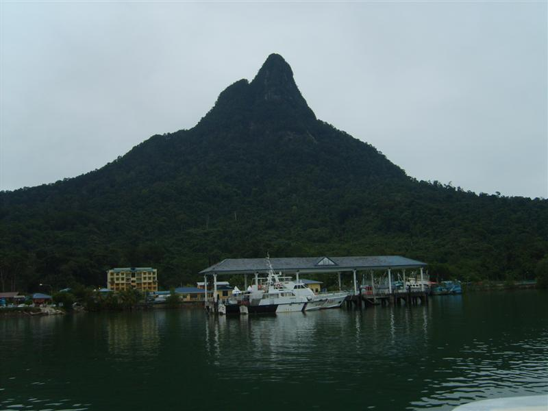 Gunung Santubong(Medium)