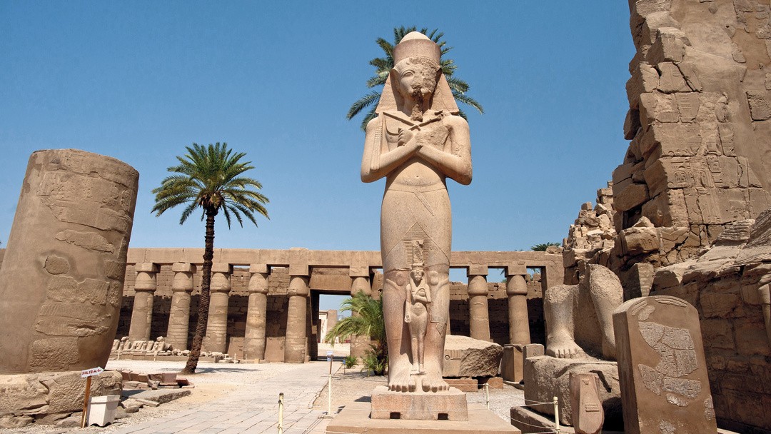 Luxor Egypt Age