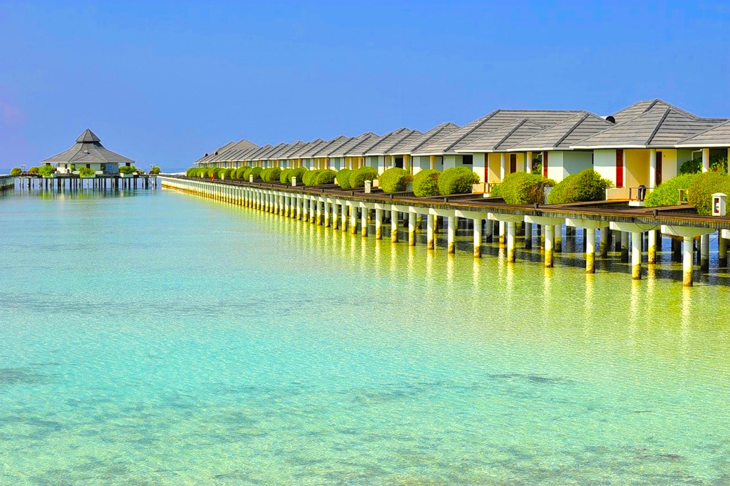 Maldive Islands Tourist Destinations