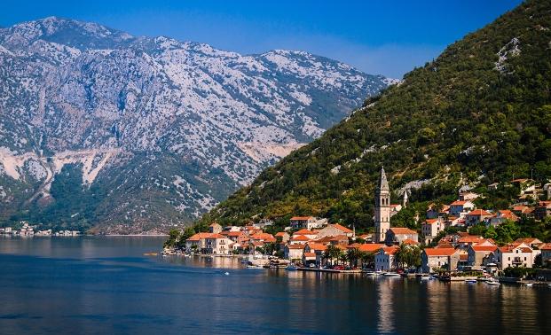 Montenegro Kotor Shore Line