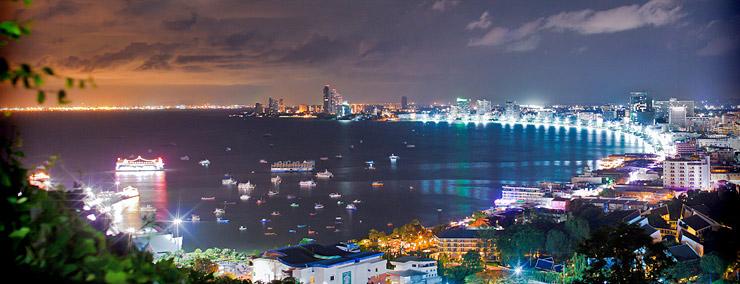 Pattaya-Bay