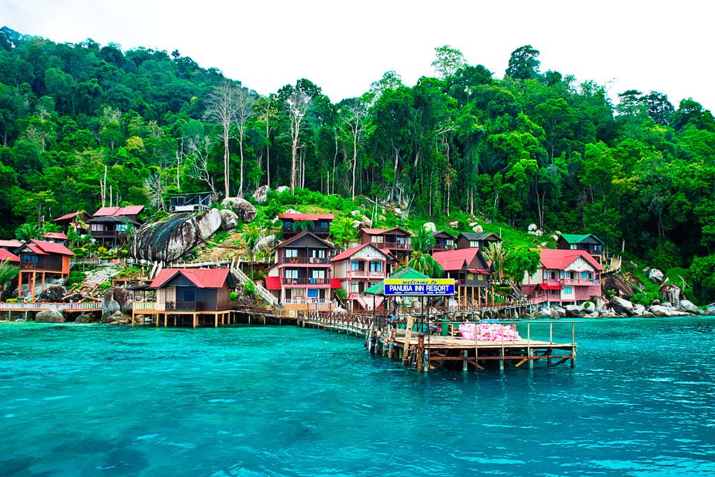 Best Beach Resort In Tioman Island