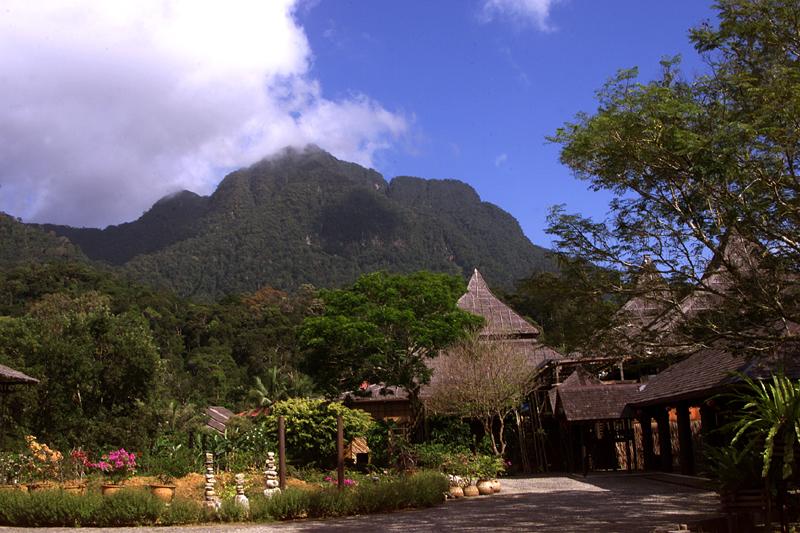 Santubong-malaysia