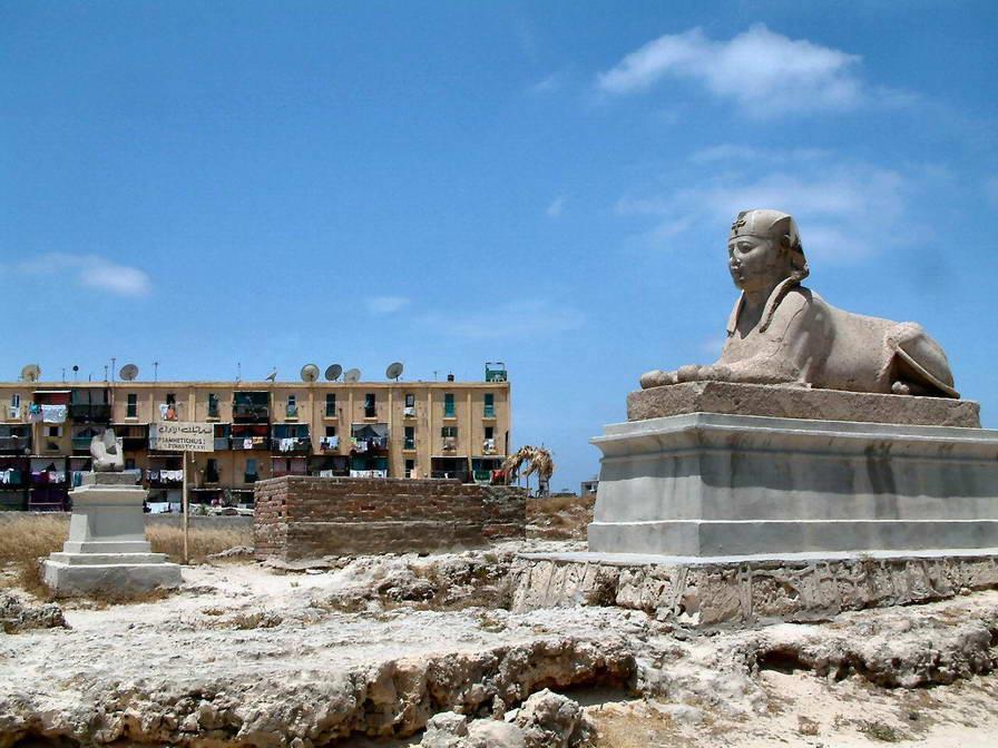 Sphinx_Alexandria