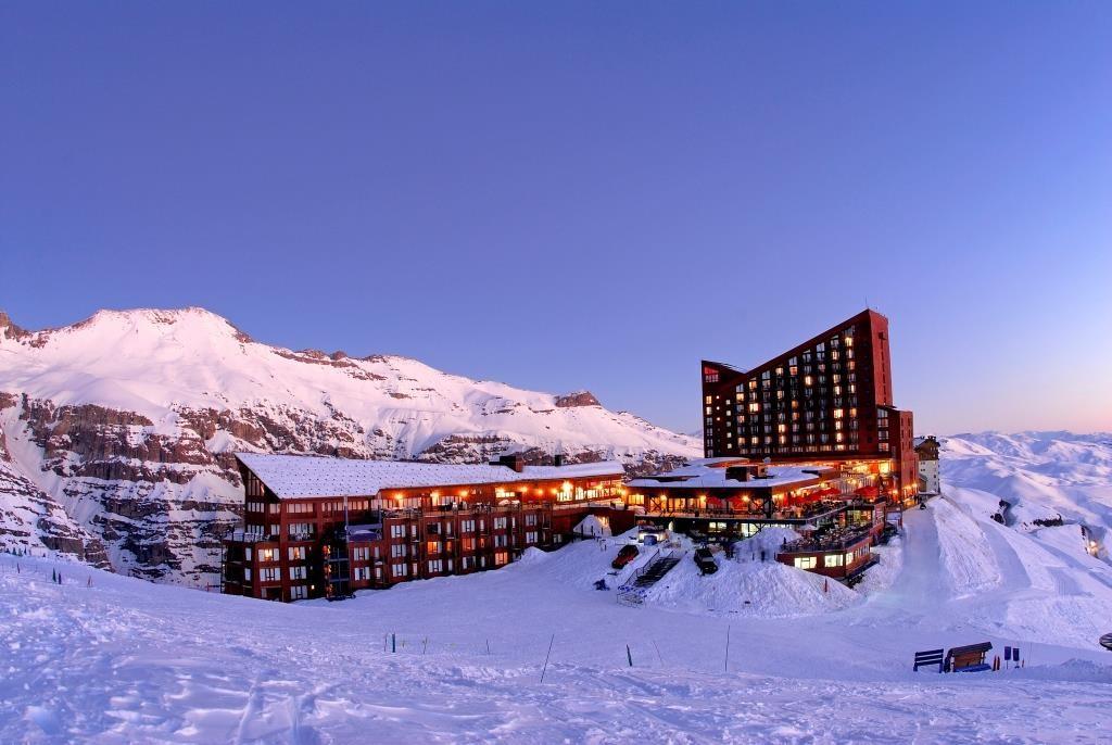 Valle-Nevado-Santiago