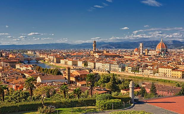 View+from+Piazzale+Michelangelo