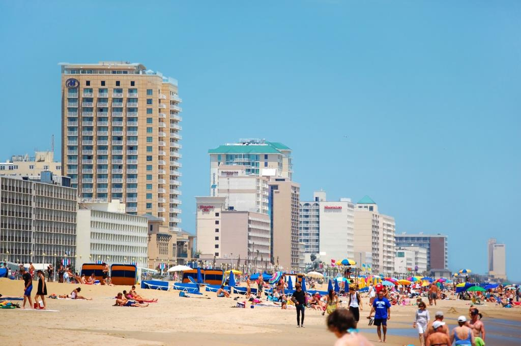 Virginia Beach Hotels With Water Park