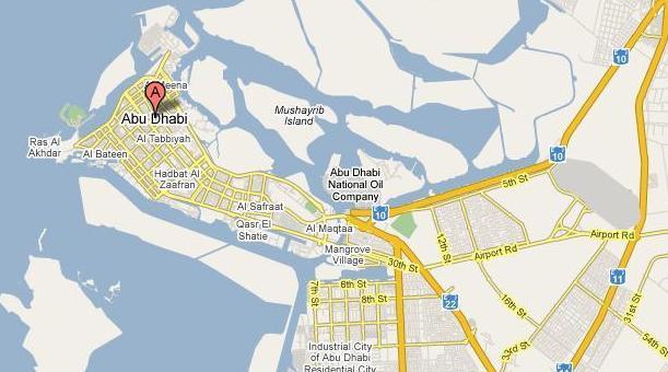 Abu Dhabi Tourist Destinations
