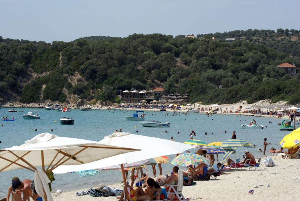 Ammouliani Island Tourist Destinations