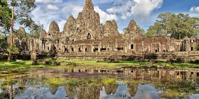 Siem Reap, Cambodia - Tourist Destinations