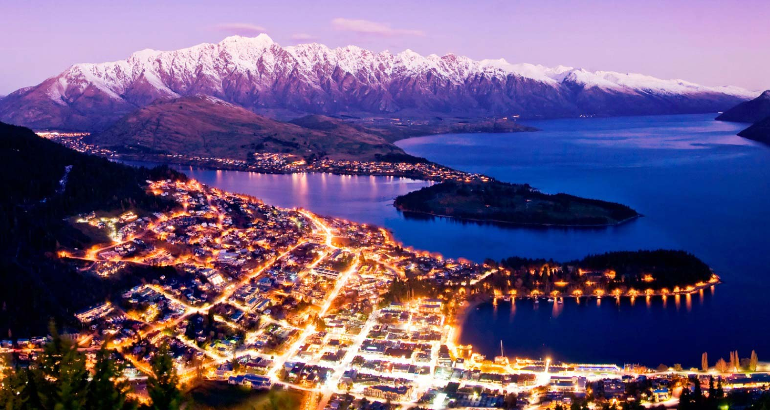 New Zealand News Wallpaper: Queenstown, New Zealand