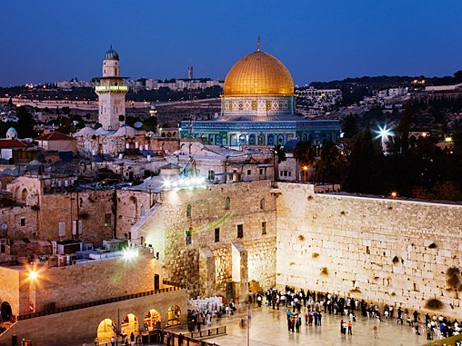 Israel Tourist Destinations - Israel destinations