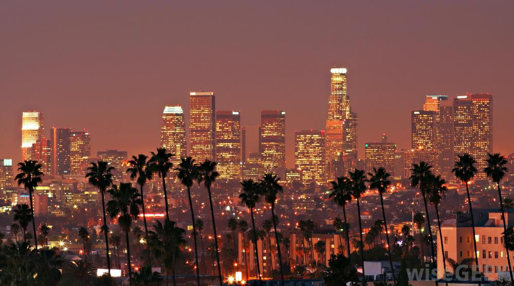 los angeles california tourist destinations