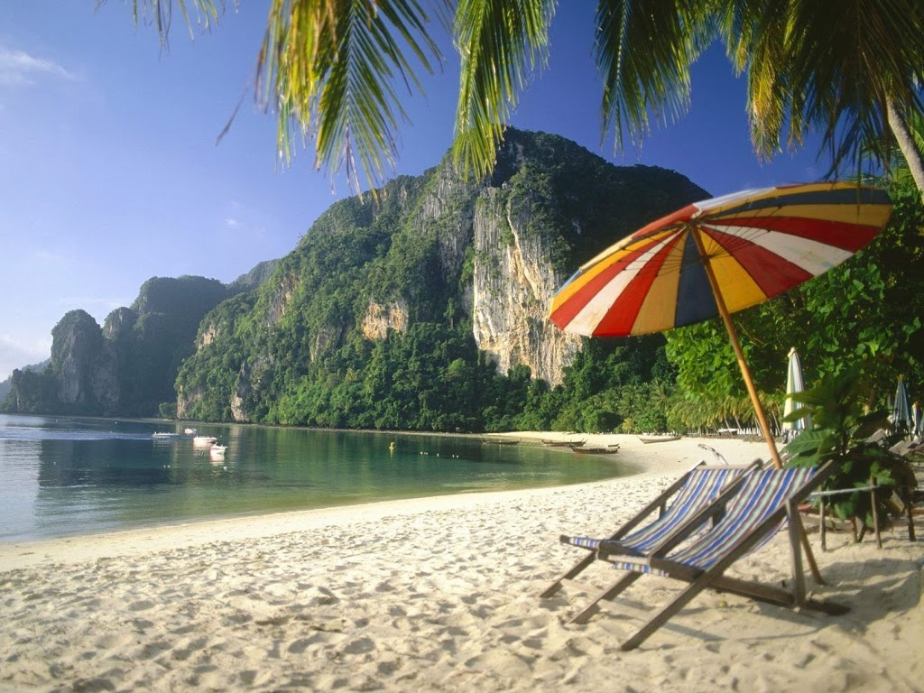 Phuket thailand tourist destinations for Long beach fishing spots