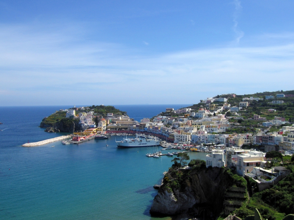 ponza-harbour-pontine-islands-latina-lazio-italy