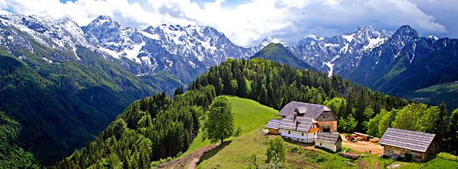 slovenian-alps