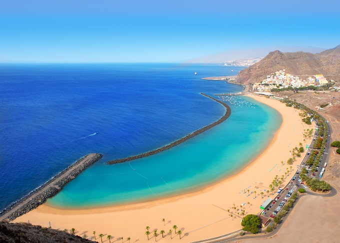Best Canary Island For Weather In February