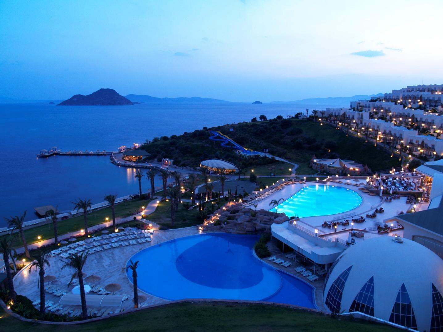 Jasmin Beach Hotel Bodrum