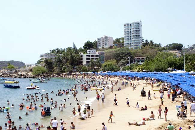 Acapulco Guerrero caleta