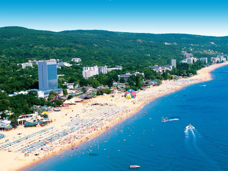 Hotel Silver Bulgarien