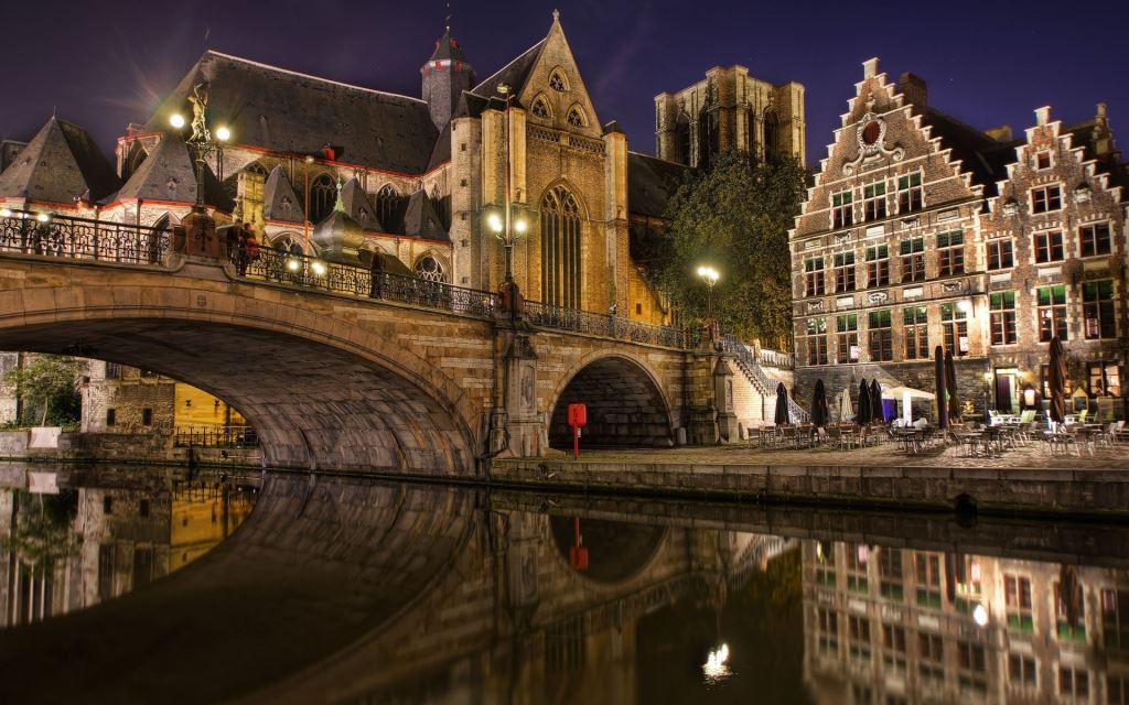 Belgium beauty