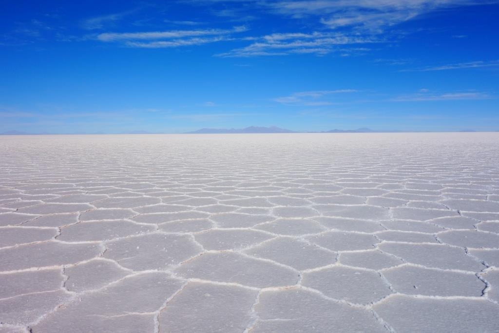 Bolivia salt flat 1