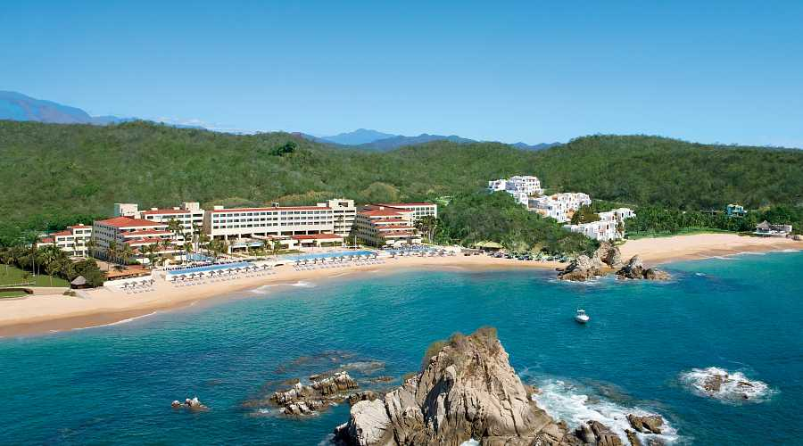 Huatulco mexico resorts