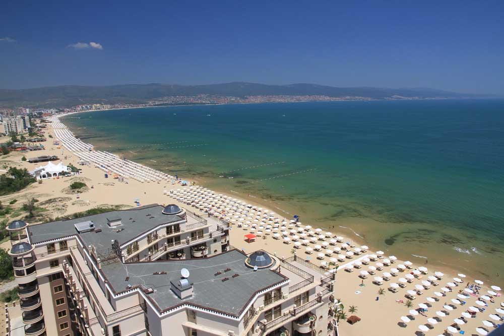 burgas bulgaria hotel beach