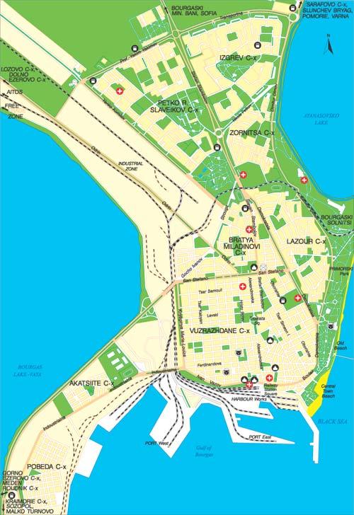 burgas-map
