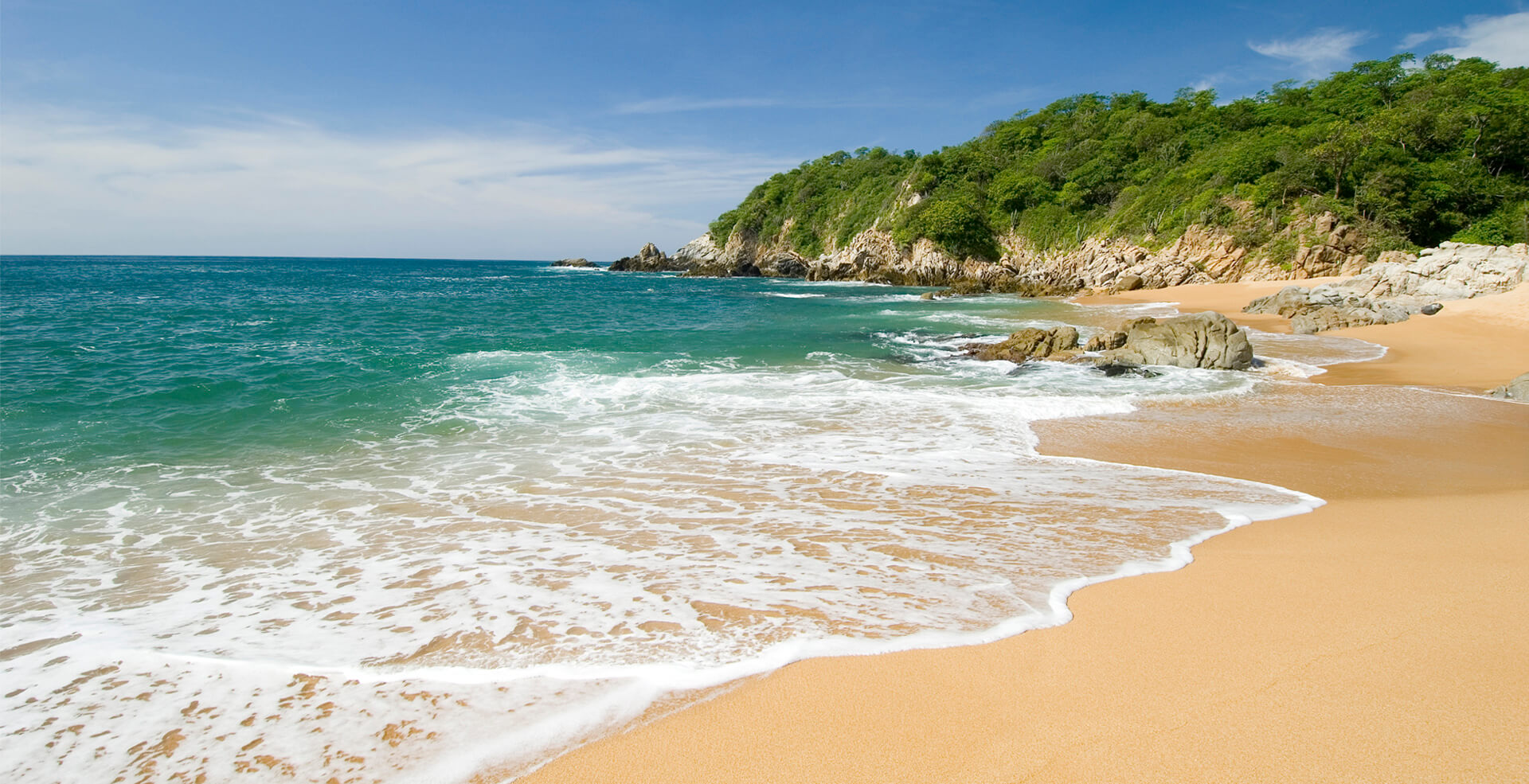 Huatulco Mexico Tourist Destinations