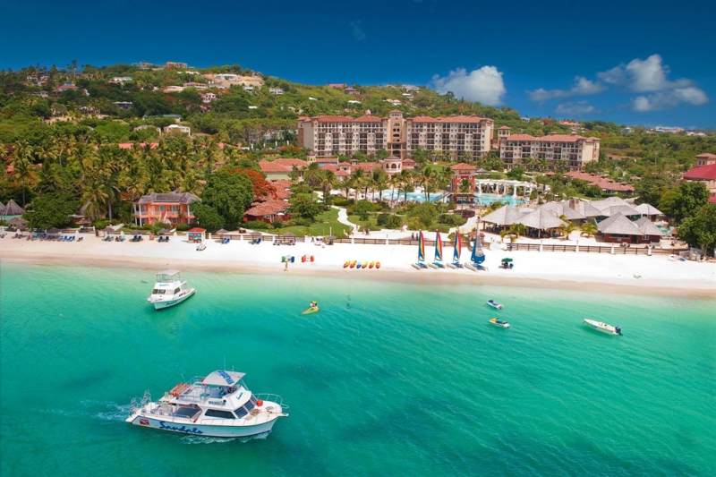 Antigua and Barbuda Sandals Grand