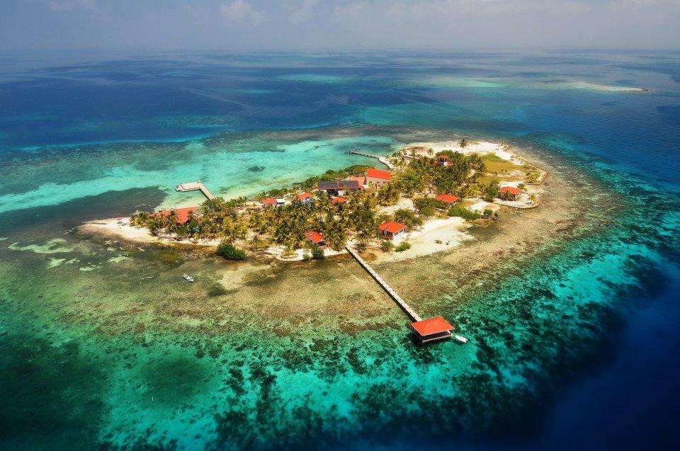 Belize-aerial