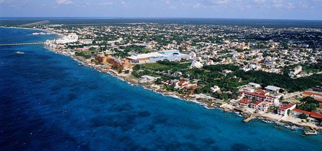 Cozumel Island Mexico Tourist Destinations