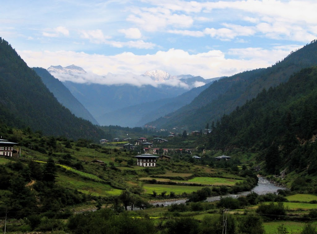 Haa-Valley-in-Bhutan