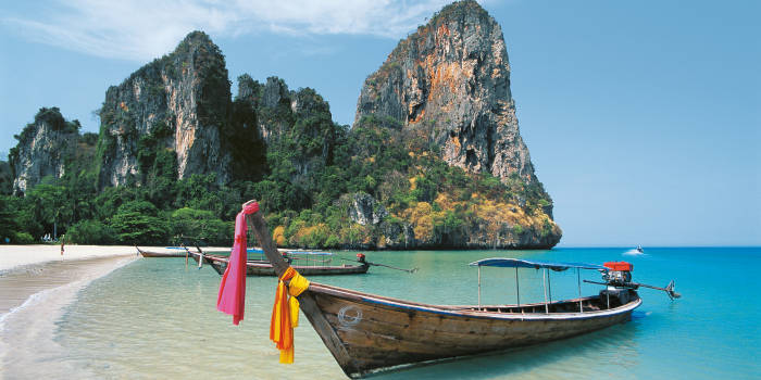 Krabi-boat
