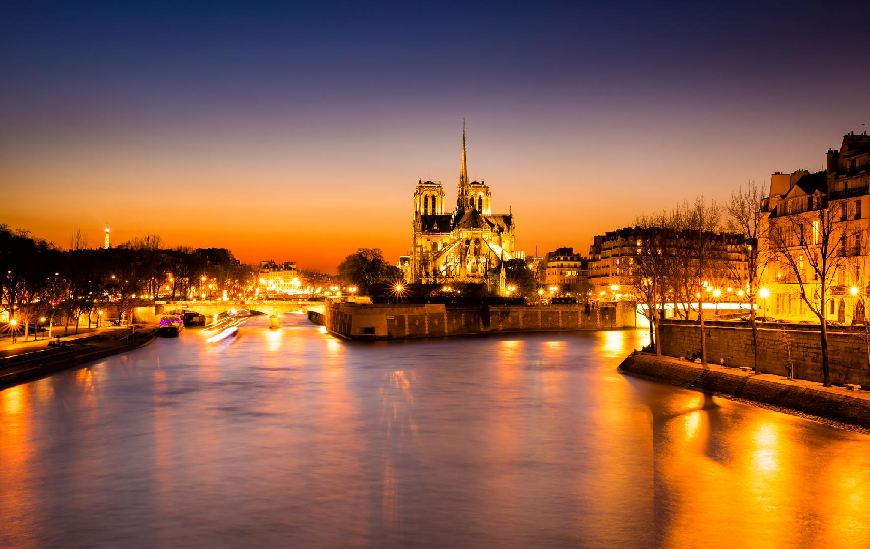 Paris france the city of lights tourist destinations for Foto beautiful