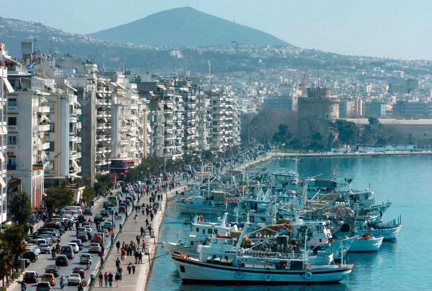 Thessaloniki, Greece – Tourist Destinations