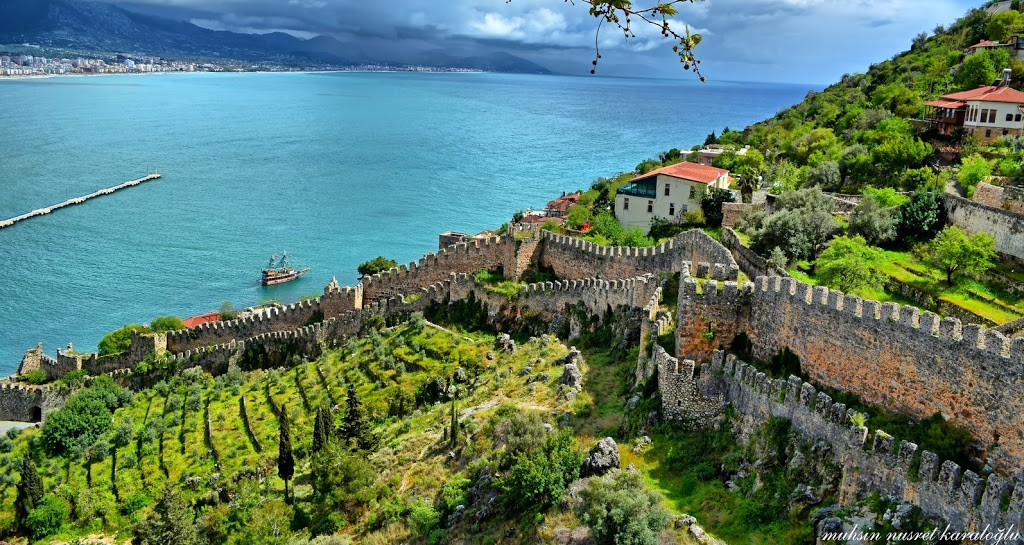 Alanya, Turkey – Tourist Destinations