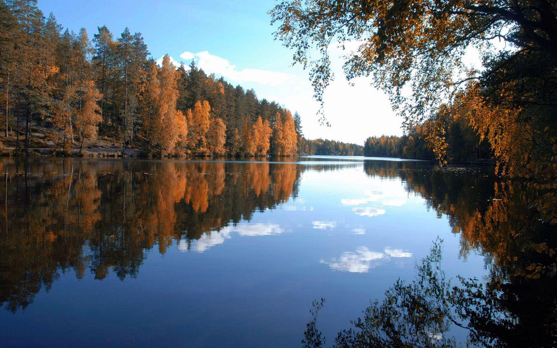 finland-espoo-kaitalampi-lake