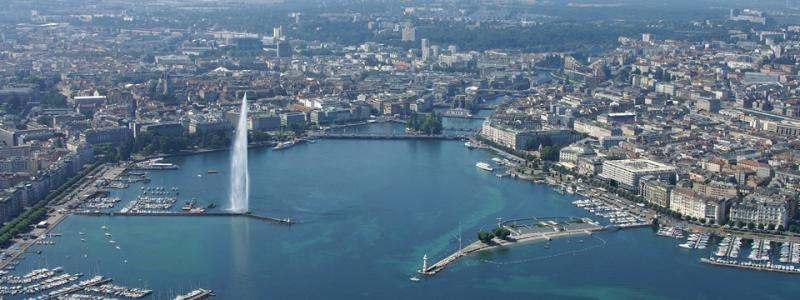 Vues aériennes / Aerial view Geneva