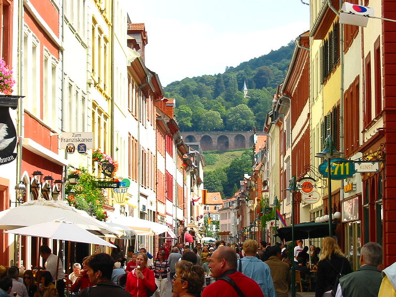 heidelberg-germany