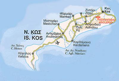 kos-map