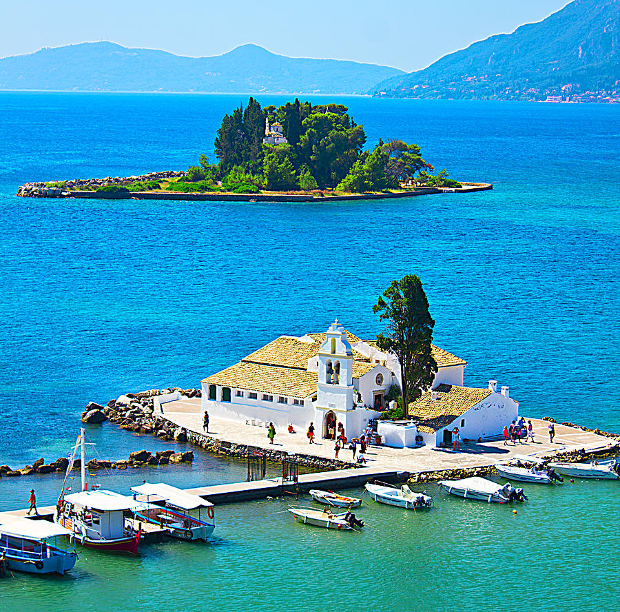 mouse-island-on-corfu