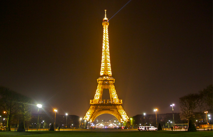 Paris France Tourist Destinations