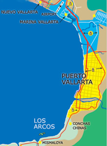 puerto_vallarta_map